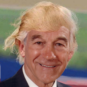 Trump Is Ron Paul's Real Successor